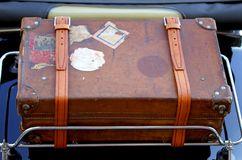 historia da mala de viagem