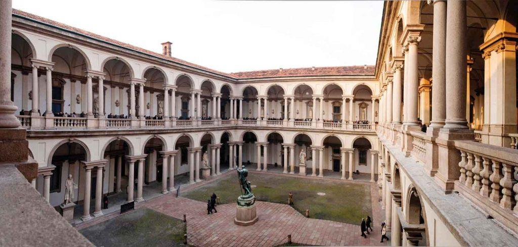 pinacoteca milão