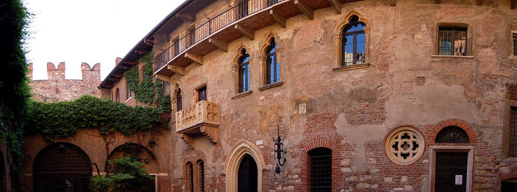 casa de Julieta Verona