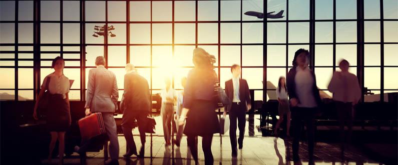 erros comuns que você não deve cometer em aeroportos