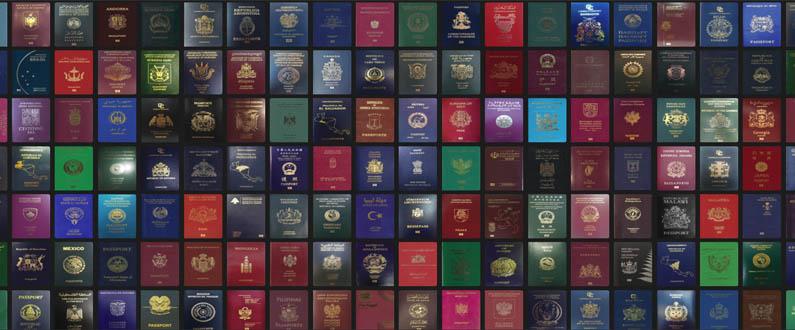 passaportes mais fortes do mundo
