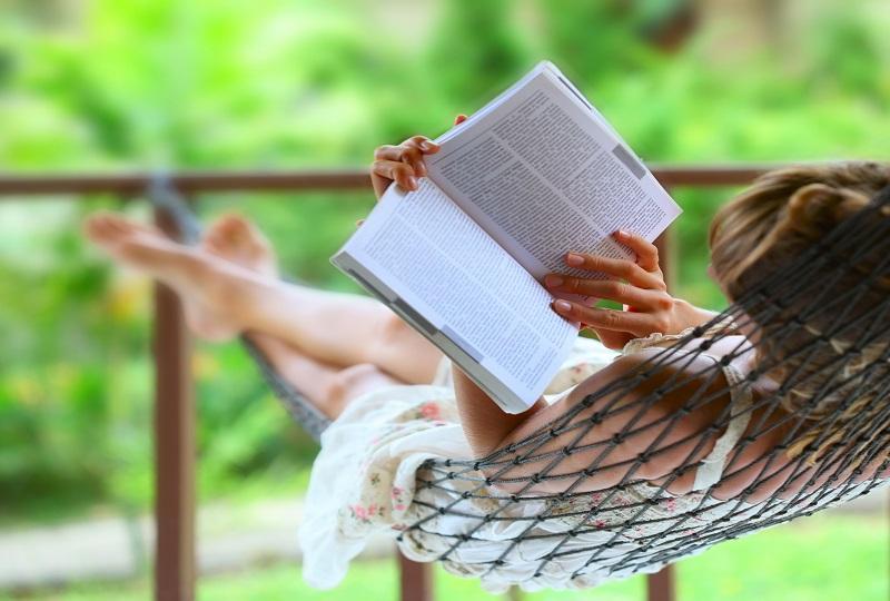 ler no verão