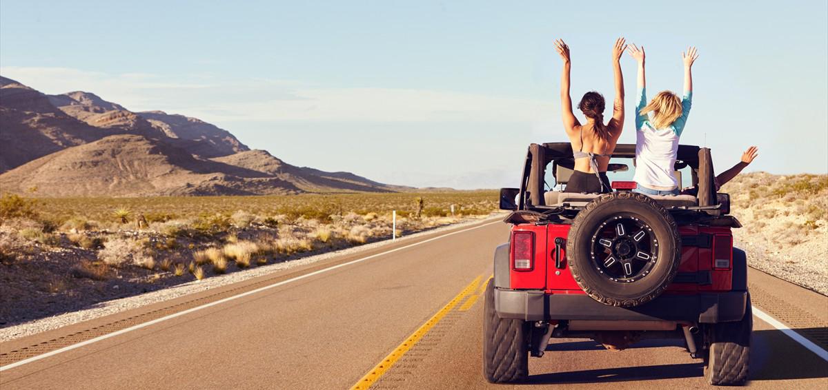 viagem de fim de semana no verão