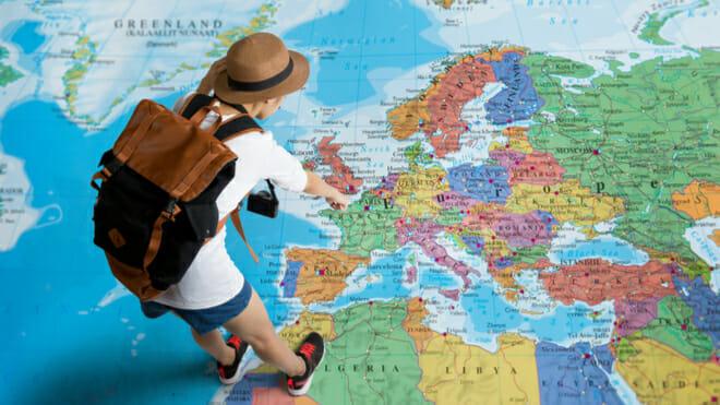 Para onde viajar sozinha nas férias?