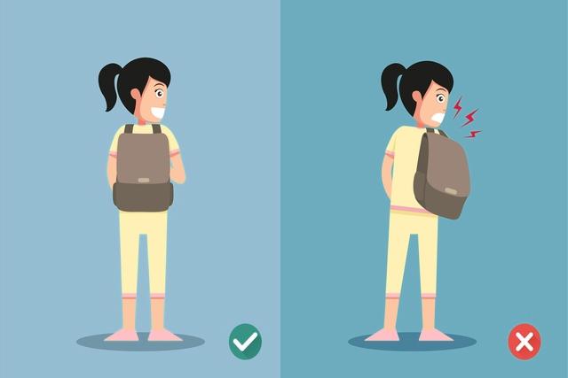 usar mochilas corretamente