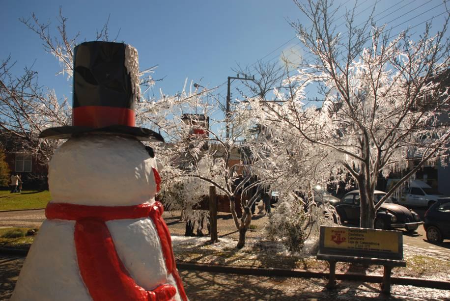 São Joaquim - a cidade da neve