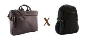 pasta ou mochila executiva